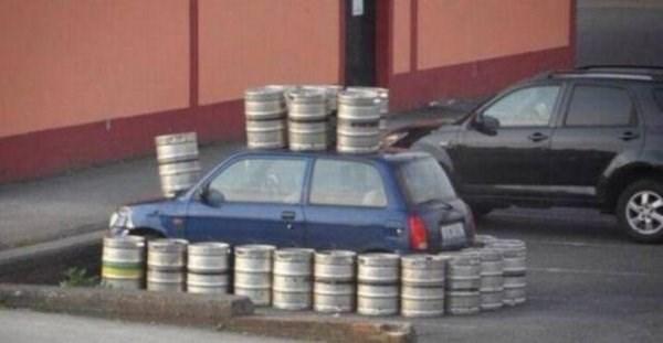 hukuman parkir sembarangan sadis abis © 2019 brilio.net berbagai sumber