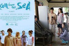 5 Fakta film The Man From The Sea, kolaborasi Jepang & Indonesia