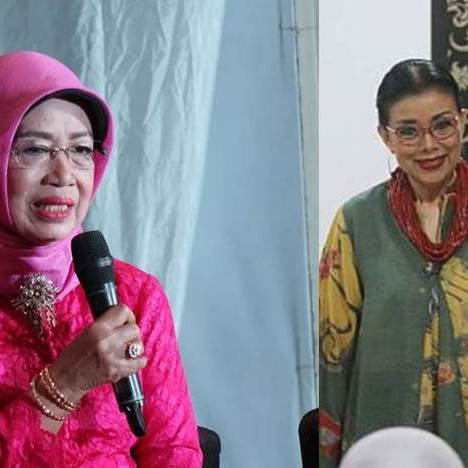 Beda reaksi ibunda Jokowi & ibunda Sandiaga saat anaknya dihujat