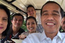 Momen Soimah kompori Iriana Jokowi cemburu ke Zaskia Gotix