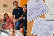 Dirawat di Singapura, Ani Yudhoyono derita kanker darah