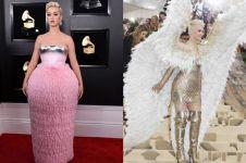 7 Gaun terburuk Katy Perry ini sempat heboh, jadi bahan guyonan