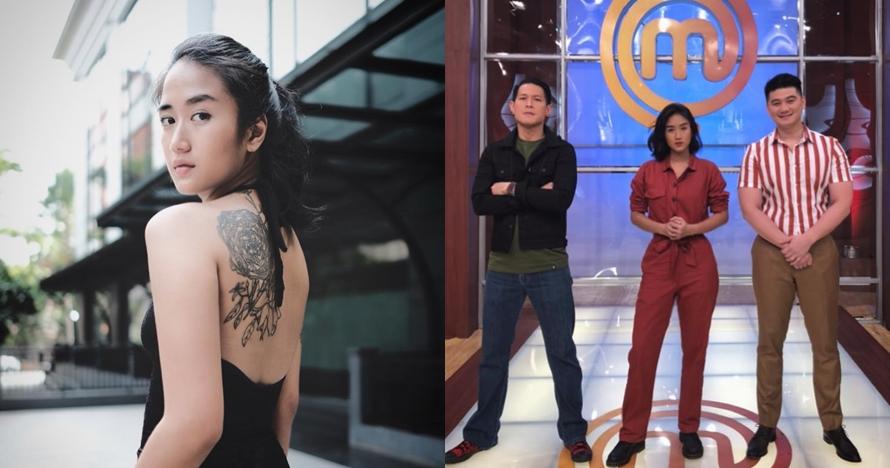 10 Potret Renatta Moeloek, juri baru MasterChef Indonesia