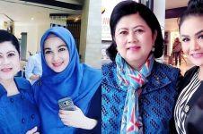 Ucapan & doa 6 seleb untuk kesembuhan Ani Yudhoyono