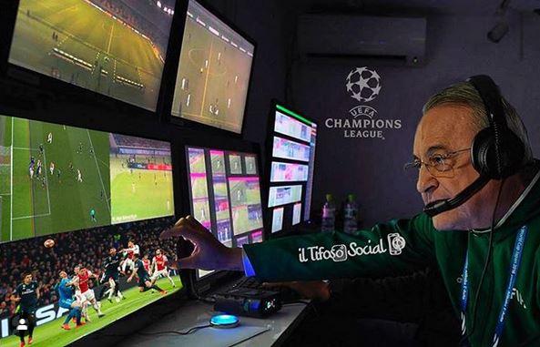 Meme lucu kemenangan Real Madrid istimewa