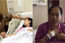 Sama-sama lawan kanker, ini pesan Sutopo buat Ani Yudhoyono