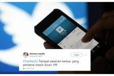 10 Cuitan lucu alasan main Twitter ini bikin cekikikan