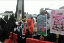 4 Aksi penolakan perayaan Valentine di Indonesia