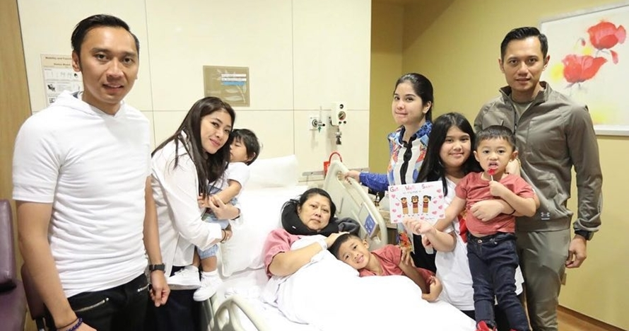 Aliya Rajasa nyanyikan lagu untuk Ani Yudhoyono, bikin haru