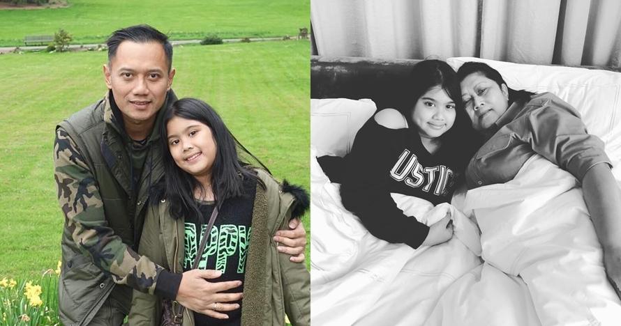 Jalani perawatan, Ani Yudhoyono ungkap kado manis dari cucunya