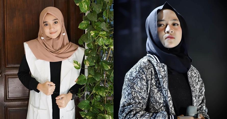 10 Potret Naswa Aulia, penyanyi yang suka cover lagu Nissa Sabyan
