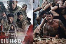 6 Fakta film Foxtrot Six, digarap produser Terminator