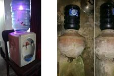 9 Ide kreatif pakai dispenser ini bikin ngakak sampai haus