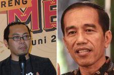 Bertemu Jokowi, CEO Bukalapak minta maaf, ini potret pertemuannya