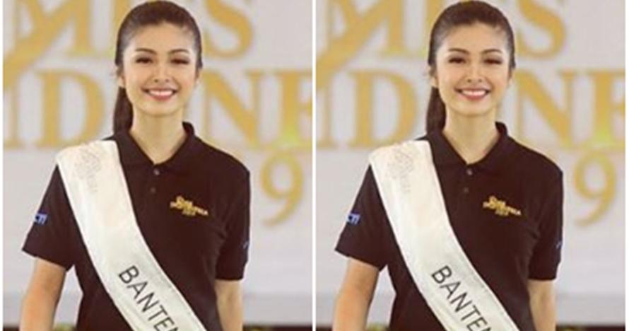 Jadi runner-up Miss Indonesia, mantan pacar anak Ahok banjir pujian