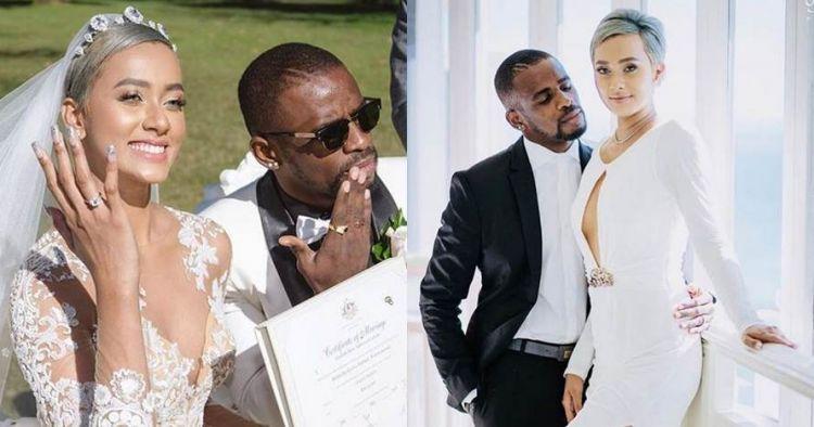 5 Momen romantis Kimmy Jayanti & Greg Nwokolo usai nikah, so sweet