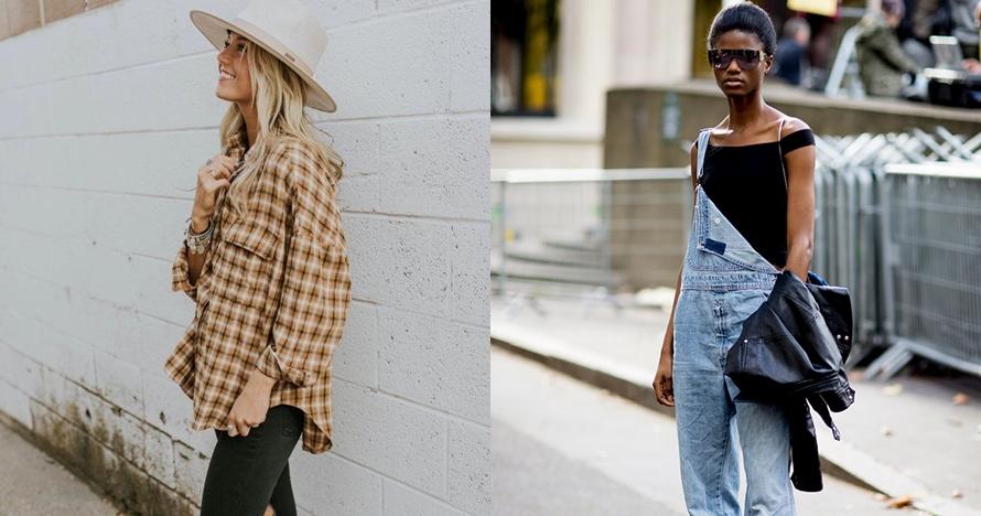 11 Fashion item era 80-90an yang kini mulai ngetren lagi