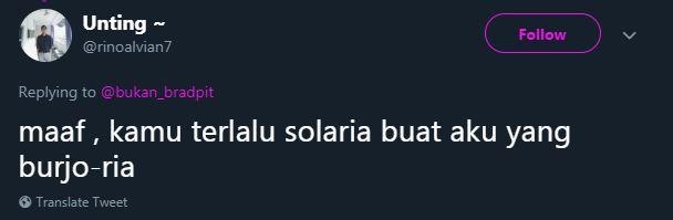 alasan mutusin pacar © 2019 Twitter