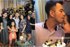 10 Momen ulang tahun Nagita Slavina & Raffi Ahmad, dirayakan bareng