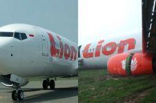 5 Fakta Lion Air tergelincir di Pontianak, 180 penumpang selamat