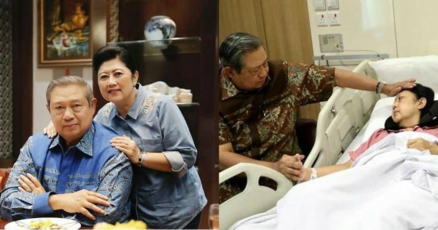 Divonis kanker darah, ini ungkapan Ani Yudhoyono soal kondisinya