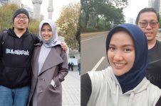 10 Potret kebersamaan CEO Bukalapak & istrinya, romantis abis