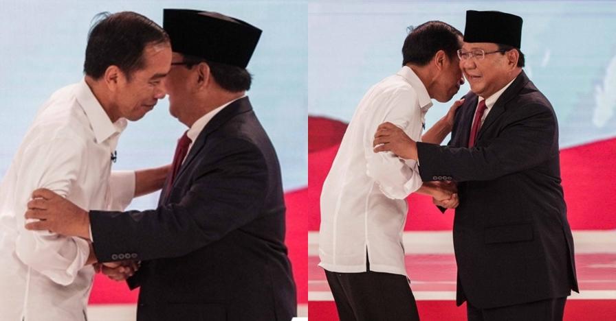 Prabowo: Prestasi Jokowi kita hormati, kita akui dan kita dukung