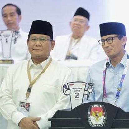 Beda pandangan Prabowo dan Sandiaga soal unicorn