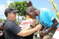 Rute menantang, Kenya juarai Chocolate Glenmore Run Banyuwangi