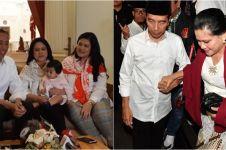 Ini beda gaya Iriana Jokowi di debat capres pertama dan kedua