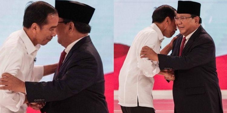 Jokowi dituding pakai earpiece di debat capres, ini bantahan TKN