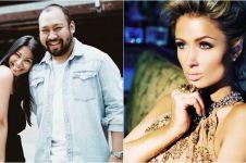10 Momen Didit Prabowo hangout sama seleb hits, ada Paris Hilton