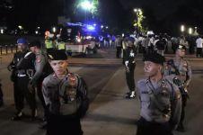 Polisi ungkap temuan terbaru di lokasi ledakan saat debat capres