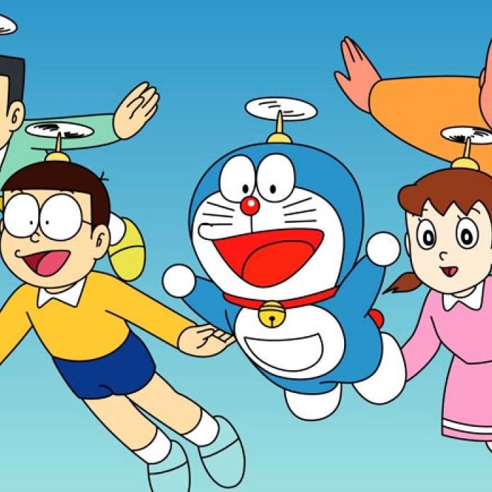 7 Fakta karakter kartun Doraemon yang jarang diketahui