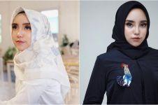 10 Transformasi Salmafina, dari tertutup hingga lepas hijab