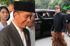 6 Paspampres keluarga Jokowi ini curi perhatian publik