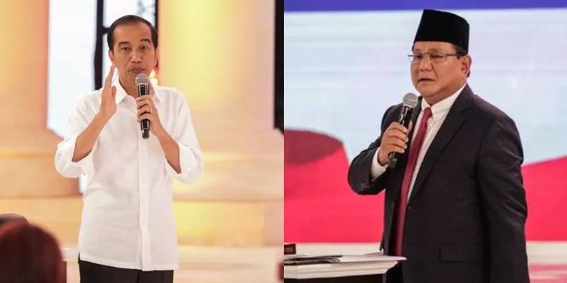 Ini reaksi Jokowi usai dilaporkan ke Bawaslu soal tanah Prabowo