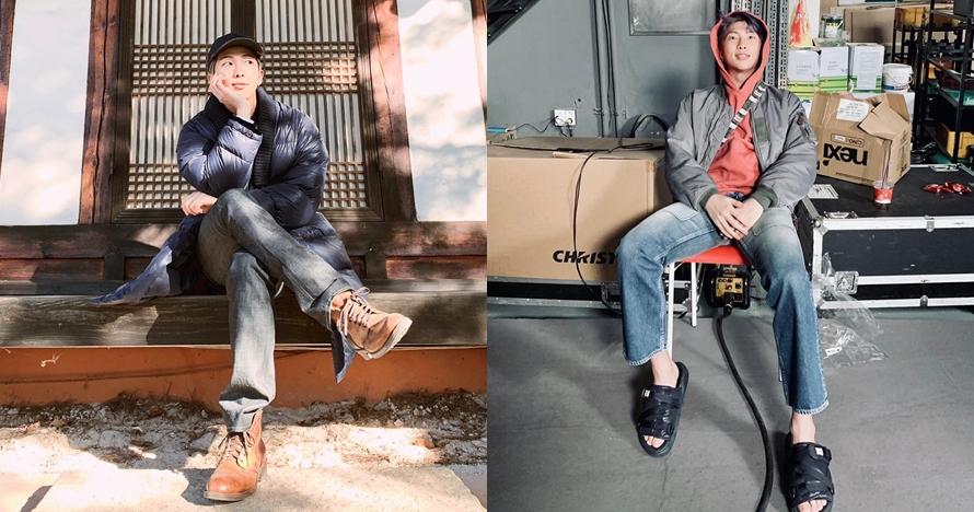 11 Outfit kece RM BTS ini harganya ada yang setara satu mobil