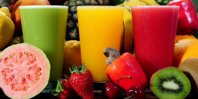 minuman terlarang sesudah makan shutterstock