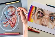 10 Ilustrasi miris gambarkan era digital racuni kehidupan manusia