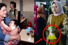 5 Potret kesederhanaan Iriana Jokowi, dari es jeruk hingga jarit