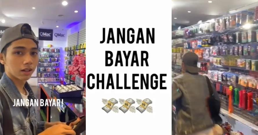 Viral 'Jangan Bayar Challenge', ternyata ini fakta di baliknya