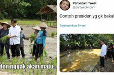 5 Humor lucu Presiden Jokowi nggak bakal maju ini bikin ngakak
