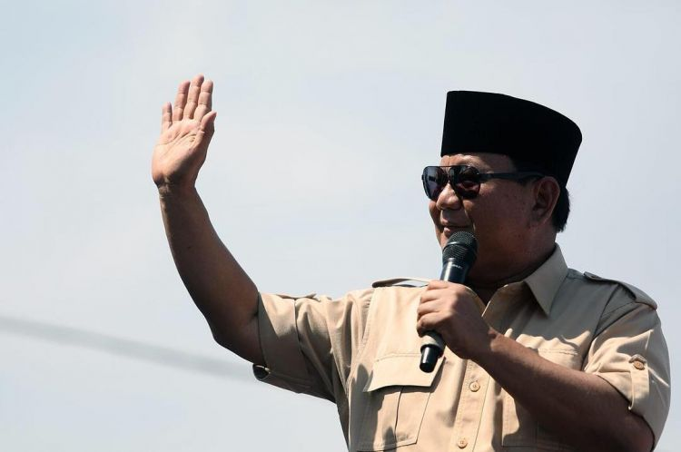 Tanah Prabowo 220 ribu hektare atas izin dari JK tahun 2004
