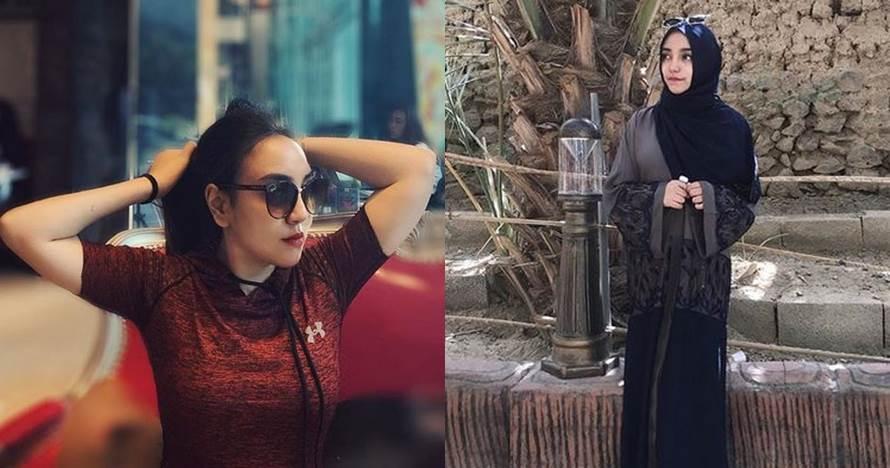 8 Foto Salmafina pakai gamis sebelum lepas hijab, pernah bercadar