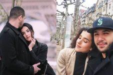 Setahun menikah, begini 9 momen mesra Tasya Farasya bareng suami