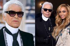 Ikon fesyen dunia Karl Lagerfeld meninggal, seleb sampaikan duka