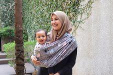 Cara sederhana Shireen Sungkar lindungi anak dari demam berdarah