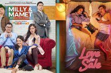 7 Film Indonesia komedi romantis terbaik, menarik ditonton ulang
