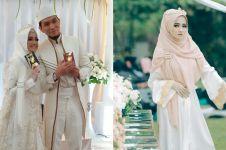 10 Momen manis pernikahan Sindy eks Princess, penuh kebahagiaan